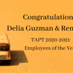 Two Klein ISD Transportation Employees Honored at State Level