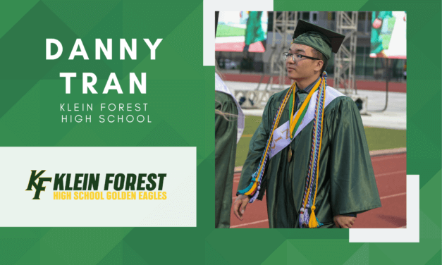 Danny Tran, Klein Forest High Top 10 – Senior Spotlight
