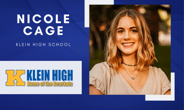 Nicole Cage, Klein High Top 10 – 高级聚光灯