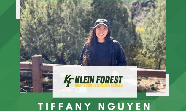 Tiffany Nguyen,Klein Forest 高 10 强 – 高级聚光灯
