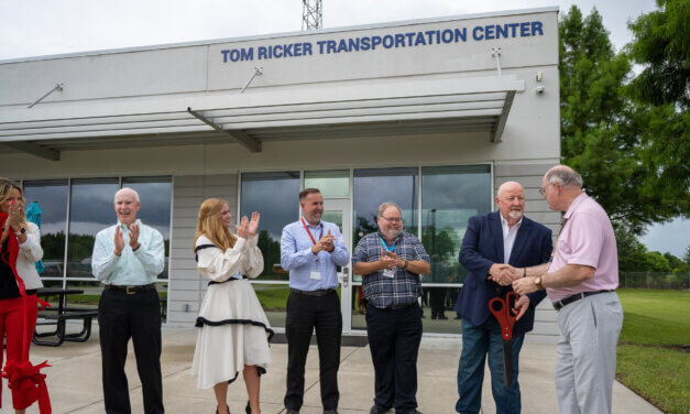 Klein ISD Names South Transportation Center in Honor of Longtime Director
