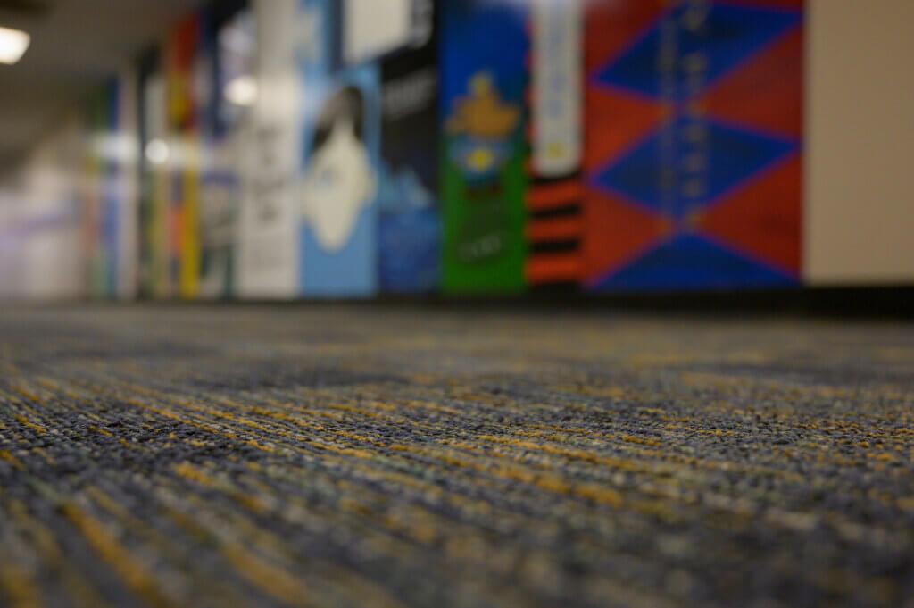 Hassler New Carpet