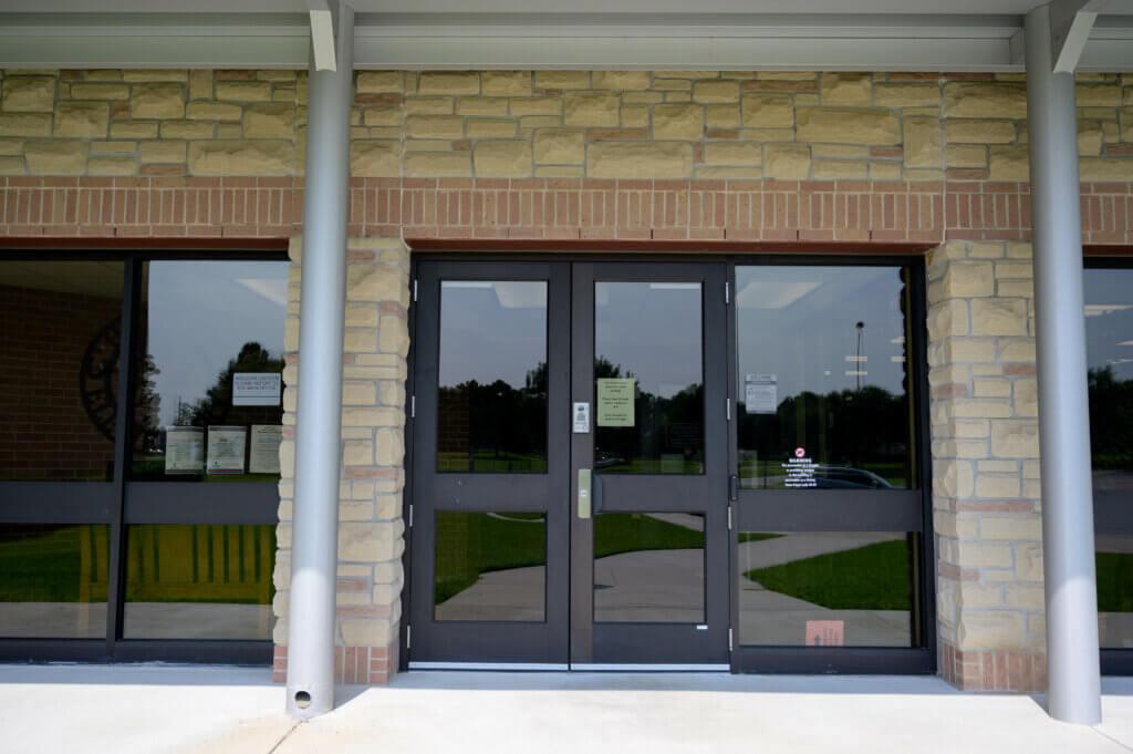 Hassler Front Door