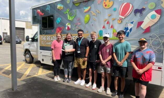 Klein ISD Reading Express Relaunches for Summer Literacy Fun