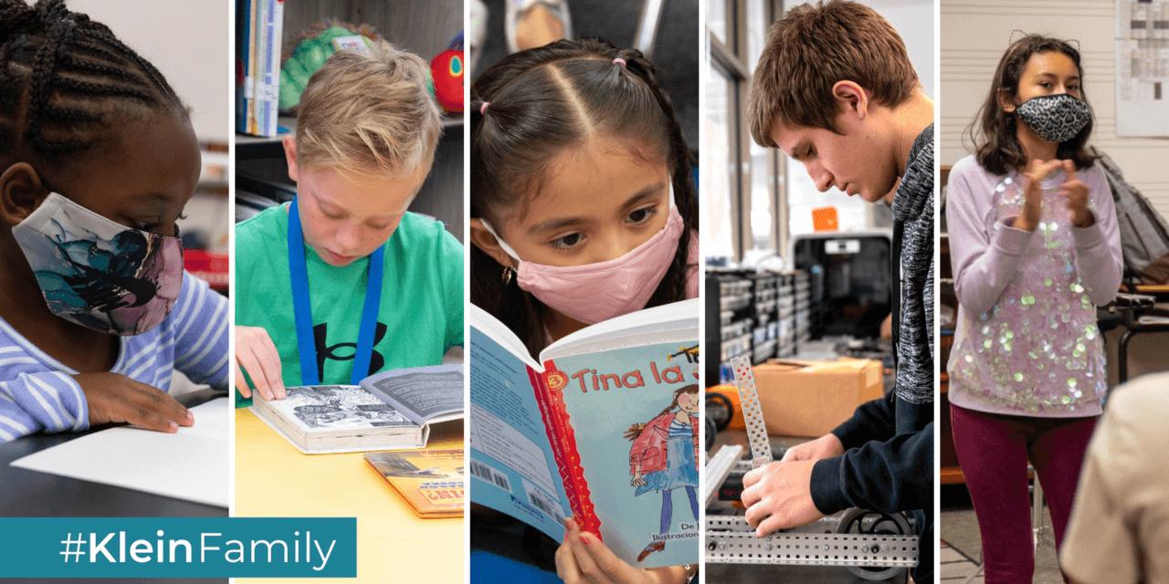Kids in Klein – Week of 9/7