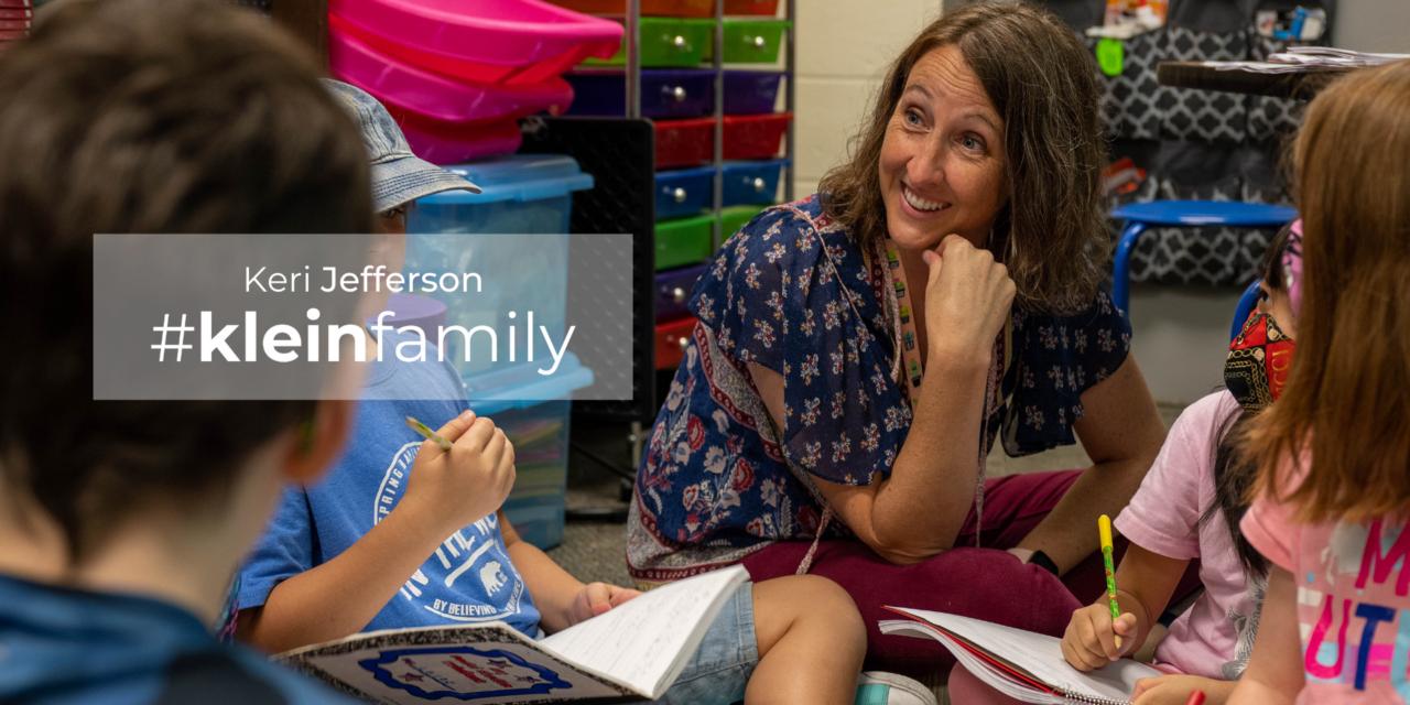 Teacher Feature: Keri Jefferson, Roth Elementary