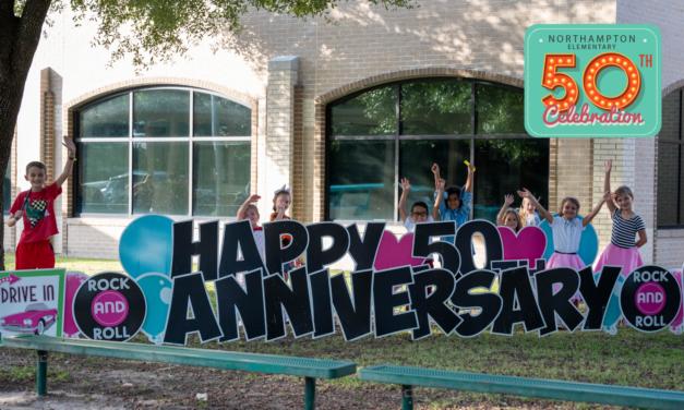 Northampton Elementary Turns 50, Opens Time Capsule