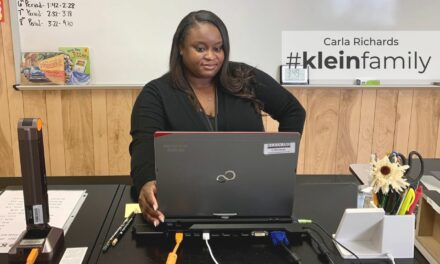 Teacher Feature: Carla Richards, Krimmel Intermediate